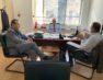 Συναντήσεις του Γ. Αντωνιάδη και του προέδρου του Εργατικού Κέντρου για εργατικές κατοικίες και προγράμματα απασχόλησης