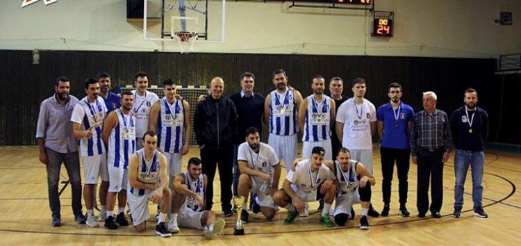 Συγχαρητήριο μήνυμα προς την Ομάδα Καλαθοσφαίρισης του «Αριστοτέλη»