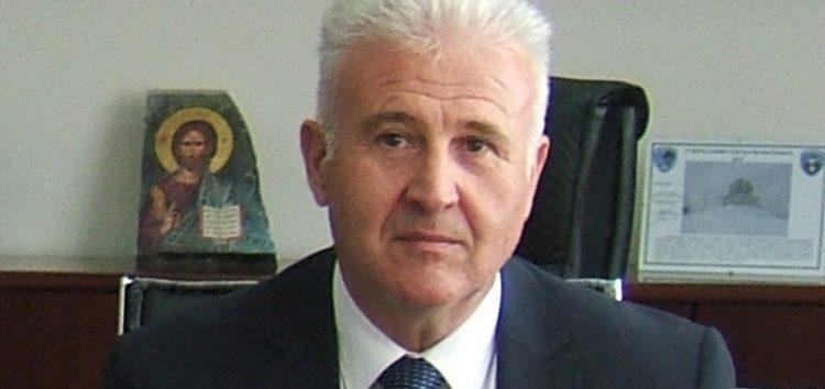 Ευχετήριο μήνυμα του αντιπεριφερειάρχη Φλώρινας προς τον νέο διοικητή του «Μποδοσάκειου» Νοσοκομείου Πτολεμαΐδας Σταύρο Παπασωτηρίου