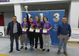 Το Πανελλήνιο Κύπελλο σήκωσε η Αφροδίτη Ταρενίδου (pics)