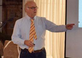 Καθησυχαστικός ο καθηγητής σεισμολογίας Θόδωρος Τσάπανος σχετικά με τους συνεχόμενους σεισμούς στη Φλώρινα