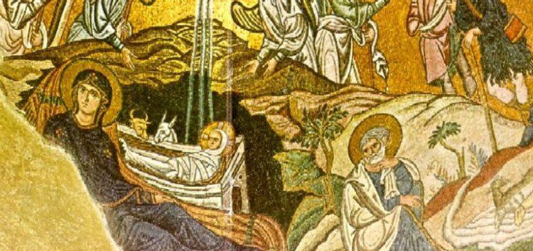 Η Χριστουγεννιάτικη γιορτή των κατηχητικών της ενορίας Αγίου Παντελεήμονα