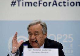COP25: μια πρόκληση για την ανθρωπότητα