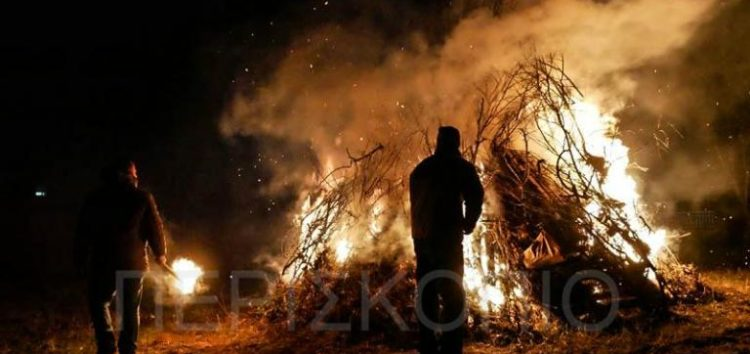 Η αναβίωση του εθίμου «Τσιριβάρβαρα» στο Αμύνταιο (video, pics)