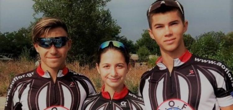 Τίτλοι τέλους της διετούς τιτάνιας προσπάθειας των αθλητών του ΑΟΦ στις 8/12 στην Σλοβενία