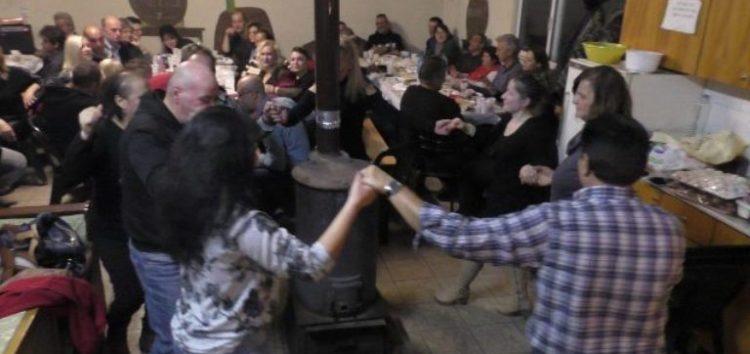 Ευχαριστήριο του ΣΔΕ Φλώρινας για τη βραδιά στο καζάνι στον Παπαγιάννη