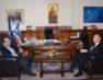 Συνάντηση του Γιάννη Αντωνιάδη με τον υφυπουργό Μακεδονίας – Θράκης