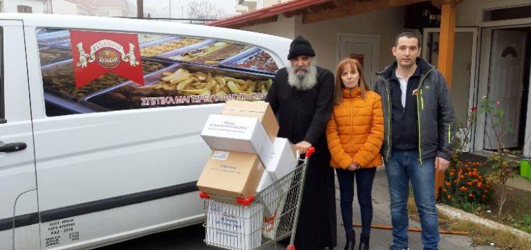 Το εστιατόριο «Ο Κώστας» στηρίζει τη δράση «Φαγητό για όλους»