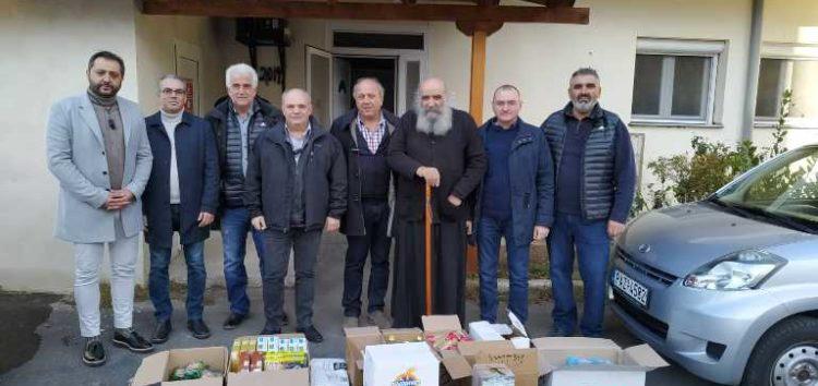 Η δημοτική παράταξη «Ενότητα – Συνεργασία» προσέφερε στη δράση «Φαγητό για όλους»