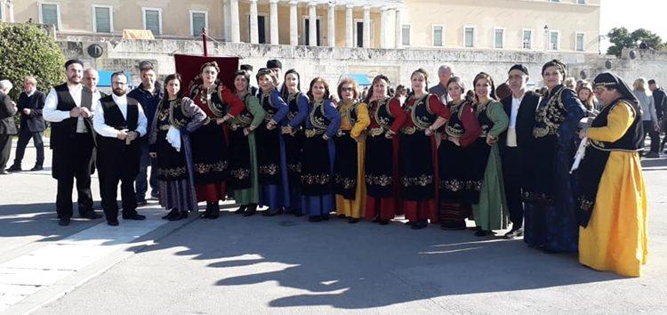 Ο Σύλλογος Θεσσαλών και Φίλων Ν. Φλώρινας τίμησε και φέτος την επετειακή εκδήλωση για τα 138 χρόνια ελεύθερης Θεσσαλίας (pics)