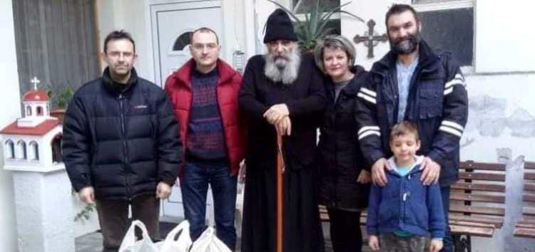Ο Σύλλογος Γονέων και Κηδεμόνων Ιτιάς στήριξε τη δράση «Φαγητό για όλους»
