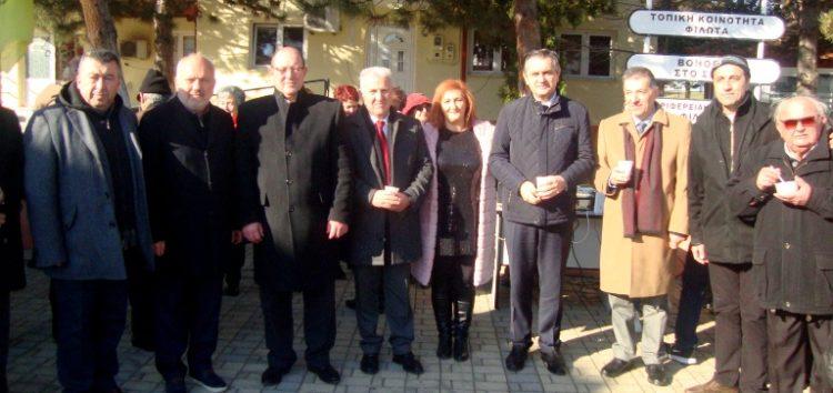 Παρουσία του Περιφερειάρχη Δυτικής Μακεδονίας Γιώργου Κασαπίδη οι εκδηλώσεις στον δήμο Αμυνταίου (pics)