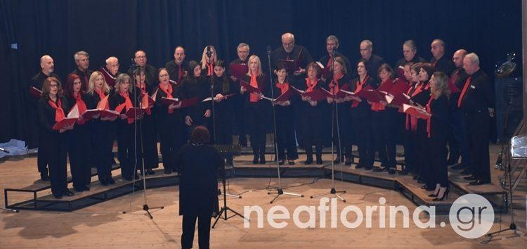 Επιτυχημένη η 2η Συνάντηση Χορωδιακών Συνόλων από το Ωδείο Φλώρινας (video, pics)