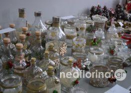 Το Χριστουγεννιάτικο bazaar του Ενιαίου Ειδικού Επαγγελματικού Γυμνασίου – Λυκείου Φλώρινας (video, pics)
