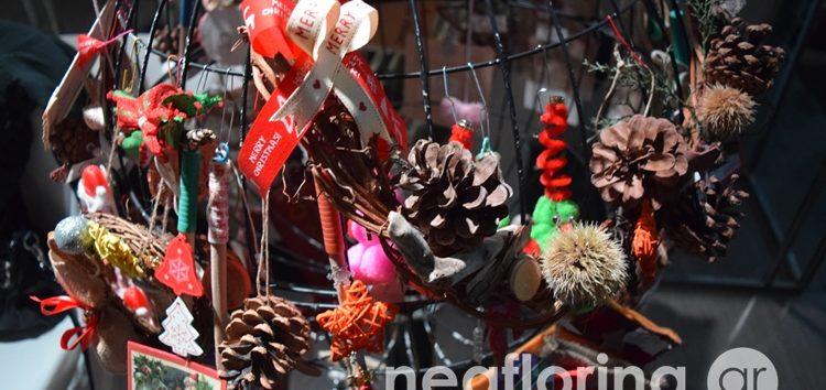 Το Χριστουγεννιάτικο bazaar του Κέντρου Κοινωνικής Πρόνοιας (video, pics)