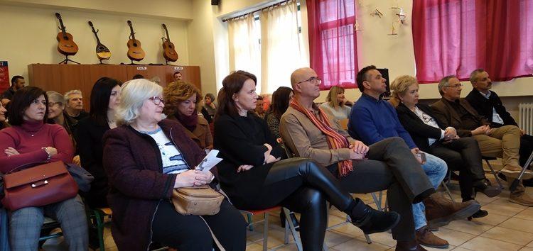 Πραγματοποιήθηκε η ενδοσχολική επιμόρφωση που διοργάνωσε το Ειδικό Δημοτικό Σχολείο Φλώρινας (pics)