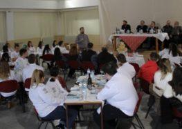 Εκπαιδευτικό σεμινάριο για επαγγελματίες «Food & Wine pairing» στην ΕΠΑΣ ΟΑΕΔ Φλώρινας (pics)