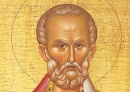 Εορτάζει και πανηγυρίζει ο Ιερός Ναός Αγίου Νικολάου Μεσοχωρίου