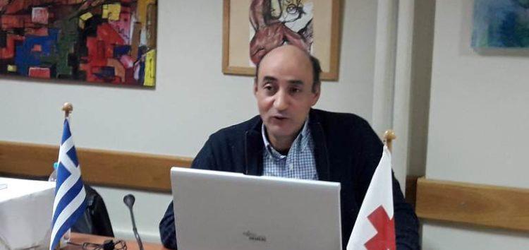 Ο Ερυθρός Σταυρός Φλώρινας ευχαριστεί τον παιδίατρο Γιάσερ Ελσάμι