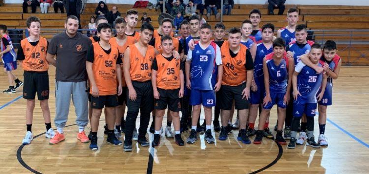 Shooters: Τουρνουά μπάσκετ μικρών ηλικιών