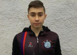 Σε διεθνές Winter Camp στην Ιταλία o αθλητής του ΑΟΦ Βασίλης Σαρακίνης