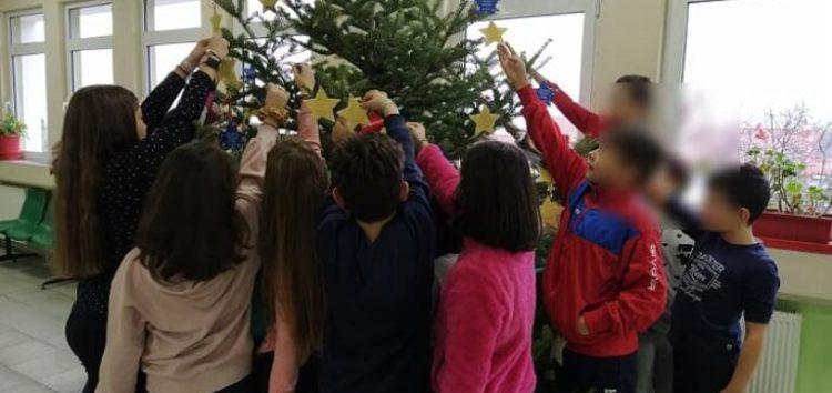 Δράση για την Παγκόσμια Ημέρα του παιδιού από το Πειραματικό Δημοτικό Σχολείο (pics)