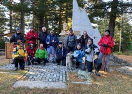 Η ορειβατική πορεία – εκδρομή του ΦΟΟΦ στο Εθνικό Πάρκο Περιστερίου (pics)