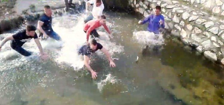 Τα Θεοφάνεια στο Αμμοχώρι (video)