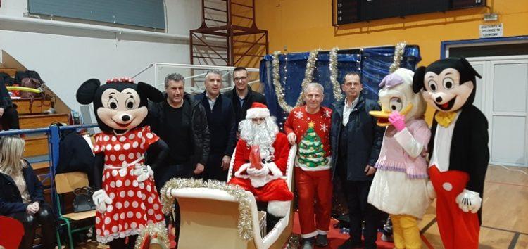 Ευχαριστήριο της Ένωσης Αστυνομικών Υπαλλήλων για τη Χριστουγεννιάτικη γιορτή