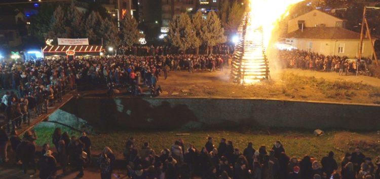 Οι Φωτιές της Φλώρινας σε 20′ (video)