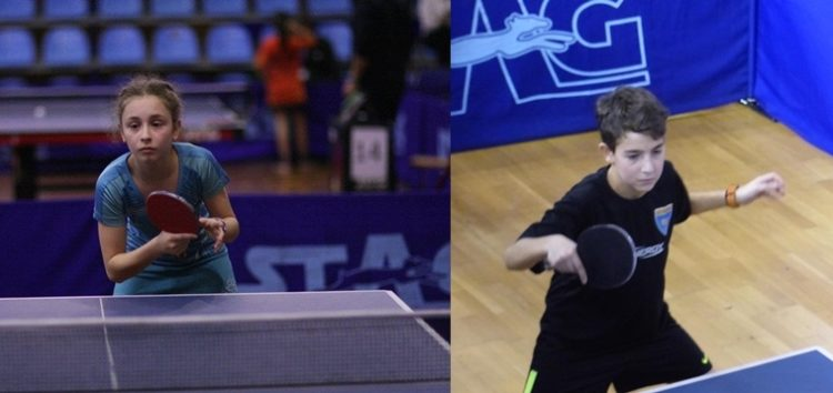 Μεγάλες προκρίσεις για Άμπα και Σωτηρίου στο Πανελλήνιο Πρωτάθλημα εφήβων Νεανίδων (Κ18)