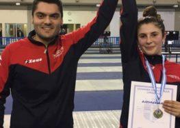 Πρωταθλήτρια Ελλάδος η Αφροδίτη Ταρενίδου!