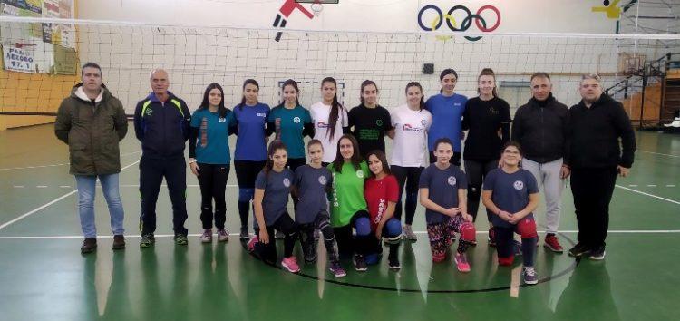 Με επιτυχία το Volley Camp που διοργάνωσε ο Α.Σ. Αριστέας Φιλώτα – Αμυνταίου (pics)