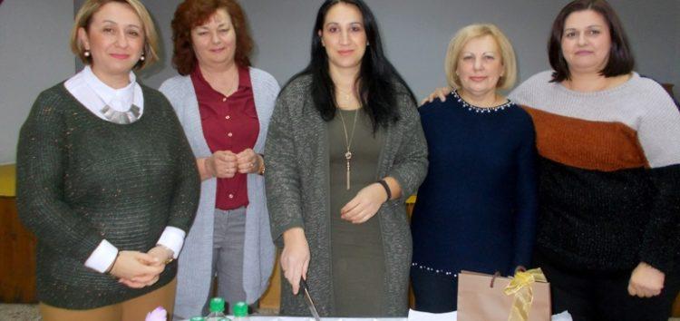 Ο Σύλλογος Γυναικών Παπαγιάννη Φλώρινας έκοψε την βασιλόπιτα του (pics)