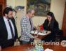 Νέες προσλήψεις μόνιμου προσωπικού σε κοινωνικές δομές ανακοίνωσε η υφυπουργός Εργασίας Δόμνα Μιχαηλίδου (video, pics)