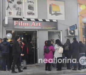Τα εγκαίνια του «Film Art Productions» (pics)