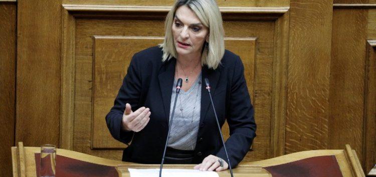 Π. Πέρκα: Έχουμε αναλάβει την ατομική ευθύνη ως πολίτες. Τώρα είναι ώρα της κυβέρνησης να αναλάβει δράση για μόνιμους διορισμούς στην υγεία