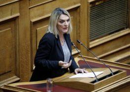 Δήλωση της Πέτης Πέρκα σχετικά με την ψήφιση σχεδίου νόμου του υπουργείου Παιδείας