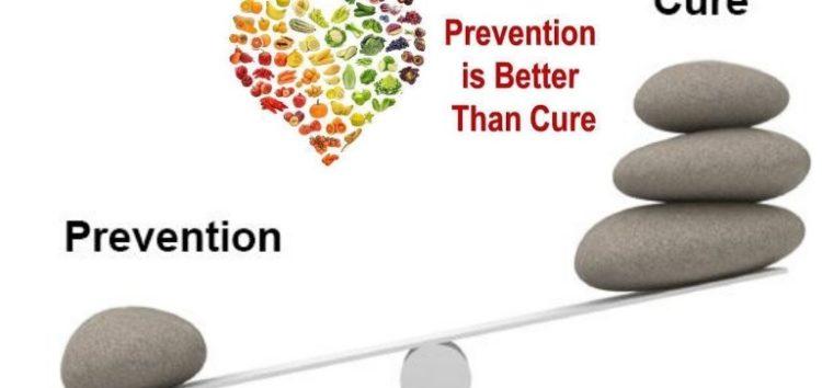Πρόληψη παρά θεραπεία