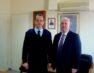 Εθιμοτυπική επίσκεψη του Αντιπεριφερειάρχη Φλώρινας Ιωάννη Κιοσέ στην Αστυνομική Διεύθυνση Φλώρινας