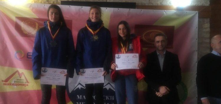Δεύτερη βαλκανική νίκη για τον Σ.Ο.Χ. με την Μαρία Μπέλλη στο Μαύροβο