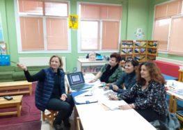 """Οι Teachers4Europe (T4E) Φλώρινας συμμετέχουν ενεργά στο πρόγραμμα «Erasmus+ ΚΑ3 2018 – 2021 """"Teachers4Europe: Setting an Agora for Democratic Culture»"""