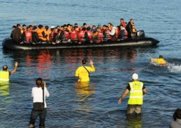 Ομιλία του Αργύρη Νταλιάνη, ιατρού καρδιολόγου, με θέμα: «Μεταναστευτικό και Ελλάδα»