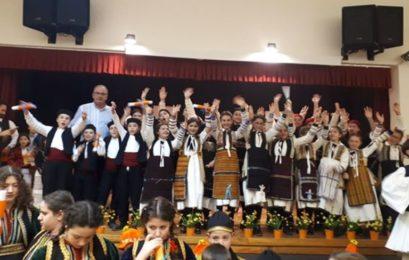 Το Σωματείο Ελληνικών Παραδοσιακών Χορών «Λυγκηστές» στο «Σαραρίμ» στο παιδικό και εφηβικό φεστιβάλ χορών στην Καλαμαριά (pics)