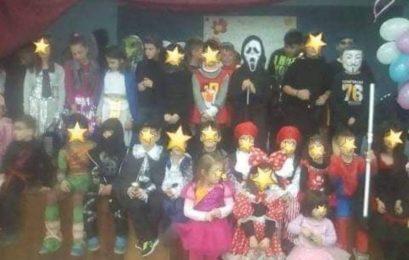 Ευχαριστήριο του Συλλόγου Γονέων και Κηδεμόνων του δημοτικού σχολείου Ιτιάς
