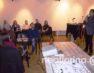 Κρασί και σαλιγκάρι συνδυάστηκαν στην Ακαδημία Οίνου του «Αριστοτέλη» – Κοπή και της βασιλόπιτας (video, pics)