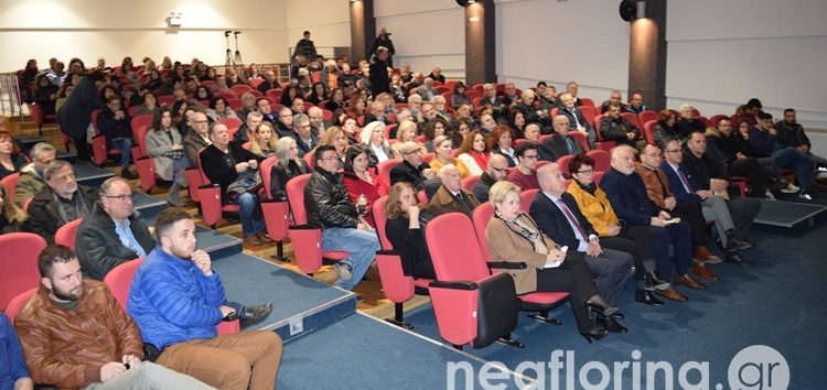 Η παρουσίαση στη Φλώρινα του βιβλίου «Σλαβόφωνοι και Πρόσφυγες: Κράτος και πολιτικές ταυτότητες στη Μακεδονία του Μεσοπολέμου» του Ραϋμόνδου Αλβανού (video, pics)