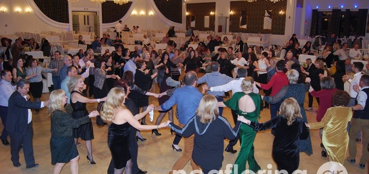 Ο ετήσιος χορός του Συλλόγου Εργαζομένων Νοσοκομείου Φλώρινας (video, pics)