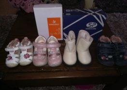 Πωλούνται κοριτσίστικα παπούτσια