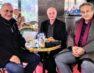 Συνάντηση του Γιάννη Αντωνιάδη με τον ευρωβουλευτή Μανώλη Κεφαλογιάννη